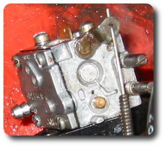 Jacobsen Sno Burst Carburetor Overhaul
